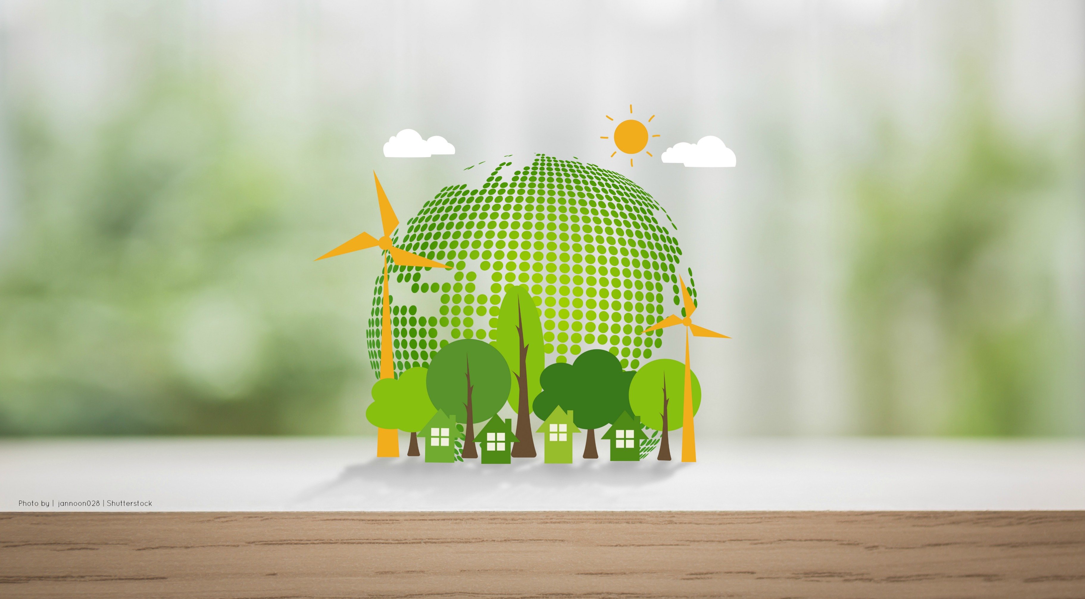 Going Green with the Cloud